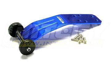 Integy RC Model Hop-ups T7919BLUE Wheelie Bar for Jato
