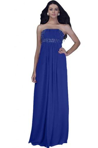 Sunvary Vestito Royal Sunvary Sunvary Blue Royal Blue Donna Vestito Donna 7ppqT