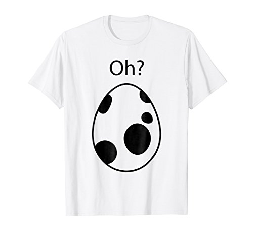 Price comparison product image Hatching Egg Oh Shirt for Gamers