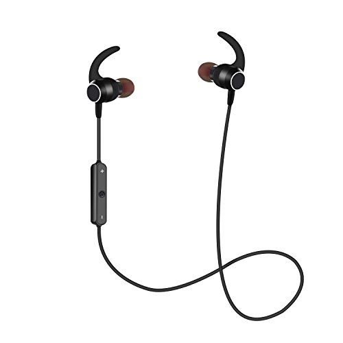 Bluetooth Headphones Wireless Sweatproof Microphone