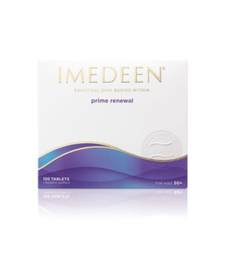 (IMEDEEN PRIME RENEWAL 720 tablets 6 month supply Great Skincare)