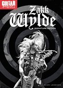 Zakk Wylde Custom 6 Dvd Pack Guitar Center Only