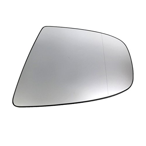 RH For BMW X5 X6 E70 E71 E72 2008-2014 Side Heated Wing Mirror White Glass