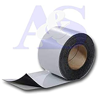 Mfm Bp Peel Amp Seal Self Stick Roll Roofing White 3 Quot X