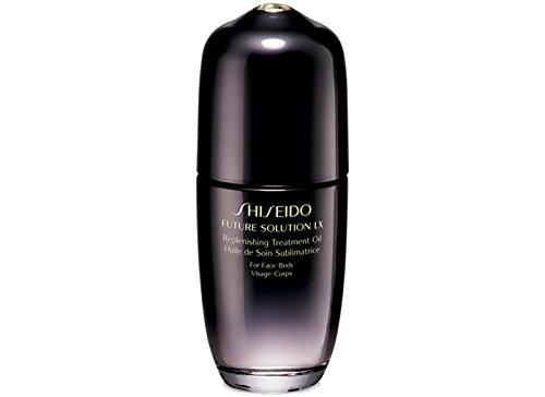 Shiseido Future Solution Dermatologist-tested. Lx Replenishing Treatment Oil , 2.5 Oz