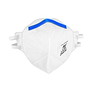 20pcs NIOSH Approved Disposable Professional Respirator Face Protection Masks