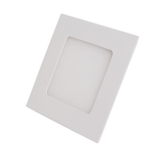 JAMBO 6W 1612.5CM Square LED Panel Lights Ceiling Lights Pendant Lamp Warm White