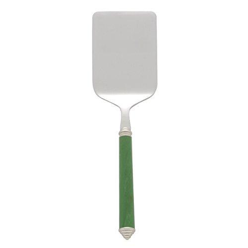 Green Lasagna Server – Italian Flatwarefrom Modigliani: CondottiSilverware Set