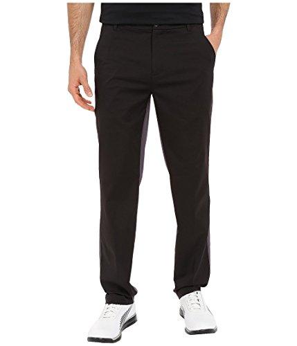 Puma Golf Men's Tailored Elevation Pants Black/Periscope 40 X 34 [並行輸入品]