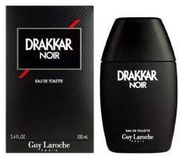 Drakkar Noir By Guy Laroche For Men. Eau De Toilette Spray 3.4 Fl Oz
