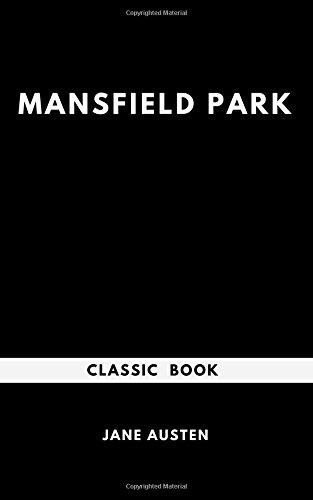 Mansfield Park Jane Austen