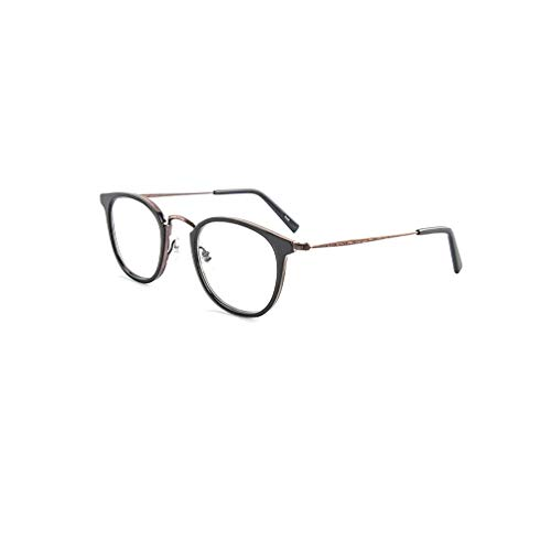 Masunaga Eyeglasses GMS 827 45 Grey/Navy 48-21 - Unisex