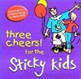 THREE CHEERS for the Sticky Kids CD - Fun & Fitness for Under 5s