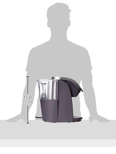 Keurig K250 Single Serve K-Cup Pod Coffee Maker with Strength Control Plum Grey Plum Grey by Keurig (Image #10)