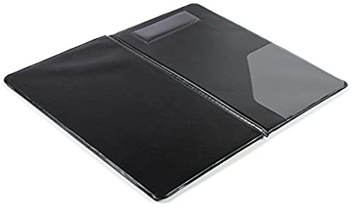 Set of 10, Guest Check Presenter with Credit Card and Receipt Pocket,