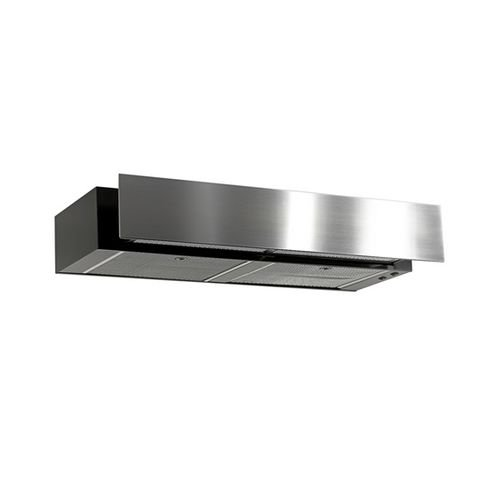 Imperial 3042SD4 430 CFM 42'' Wide Flush Mount Under Cabinet Range Hood with Air-, White by Imperial