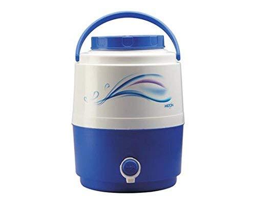 milton Kool Musafir Water Jug, 10L  Blue, Red and Purple