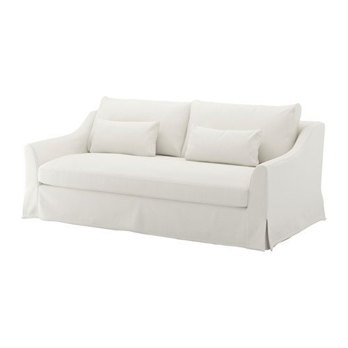 IKEA Cover for sofa, Flodafors white 428.22020.3438