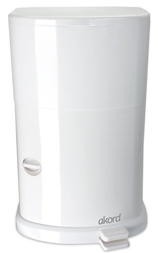 Akord Incontinence Disposal Pail- Xl by Akord