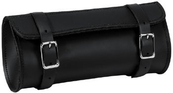 Carroll Leather 723 2-Strap Tool (Leather Motorcycle Tool Bag)