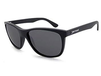 162cc1d5d1b New Peppers Polarized Sunglasses Moana Matte Black with Smoke Polarized Lens