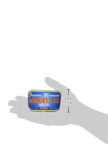 Boxer Gifts Memory Loss Mints