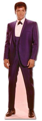(Star Cutouts Cut Out of Elvis 1960's Suit)