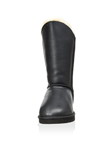 Black Snow Halo Tall Leather Koolaburra Boot Double Women's ZBYqnwwpa