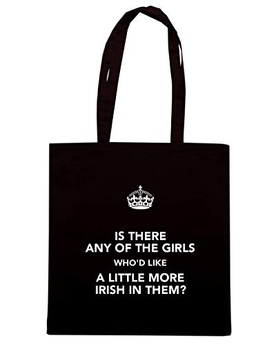 OF IRISH GIRLS ANY KEEP CALM A THE Shopper AND LITTLE WHO'D IN TKC0120 LIKE IS MORE THERE Nera THEM Borsa qczPSpTyp