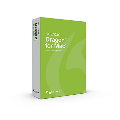 Dragon for MAC 5.0, US ENGLISH (Computer Dictation Software compare prices)
