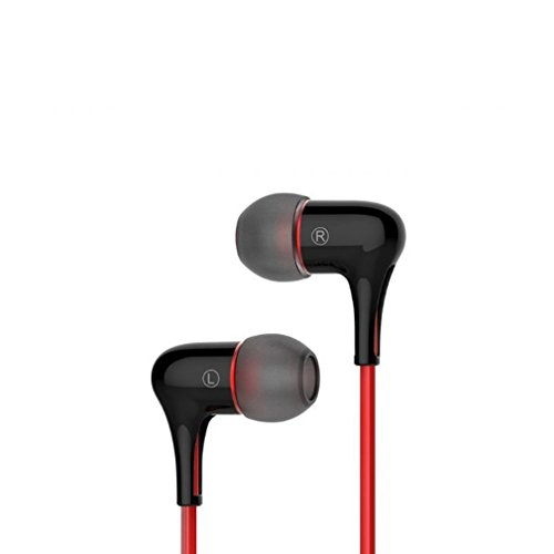 Stereo Earphones Different Inserts Packaging product image