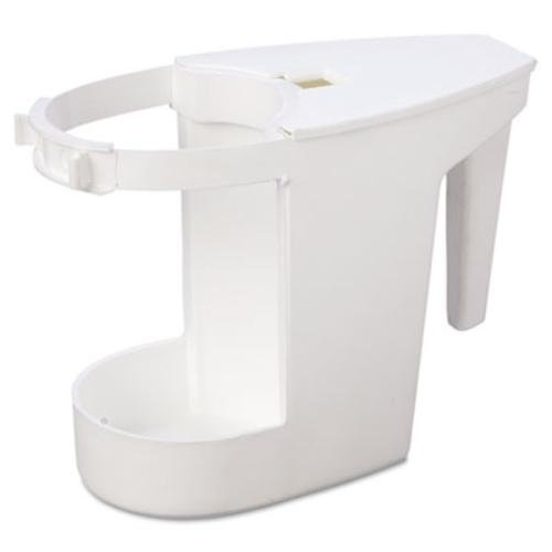 Imp100   Impact Super Toilet Bowl Caddy W Brush