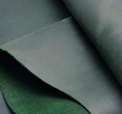 NO LOGO Estilo Retro Venta Precio Caballo Loco 2.0mm Piel de Cuero Vegetal Cuero curtido Cera de Cuero Tamaño 5 6 Color Disponible (Color : Color 11, Size : 30x20 cm)