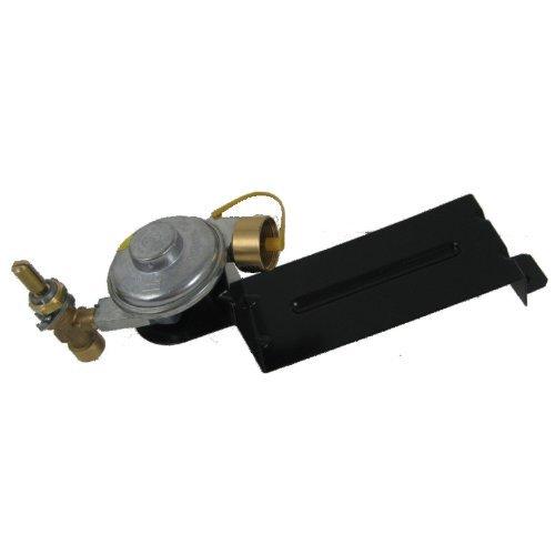 Weber Gas Grill Q220 Replacement Valve & Regulator Manifold 80476 by Weber