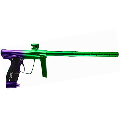 SP Shocker RSX Paintball Marker - Lime to Purple Fade