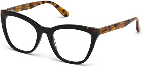 Guess GU2674 Eyeglass Frames - Black Frame, 53 mm Lens Diameter ()