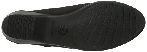 Mephisto Womens Rodia Dress Pump Black Buck Soft