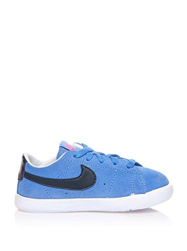 Nike Blazer Low TD (Azzurro/Nero, 26)