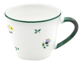 Gmundner Keramik Manufaktur 0321tkgo09 Streublumen Kaffeetasse