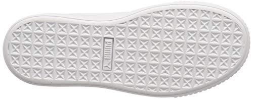 Pine White Platform 1 Seamless Sneakers ponderosa Blanc puma Puma Wn's Femme Basses cvxdgqc8Sw