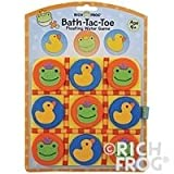 Bath-Tac-Toe Floating Water Game