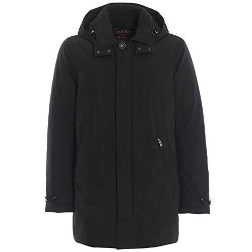 Uomo Nero Coat Woolrich City Giubbotto Blu Wocps2702 qTx4qPwg8