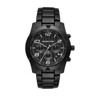 Michael Kors Men's Caine Black Watch - Michael Men Kors Sale