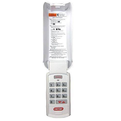 Genie Wireless Keypad (Genie GK-BX Intellicode Wireless Keypad 37224R Overhead Door OKP-BX Code Dodger)