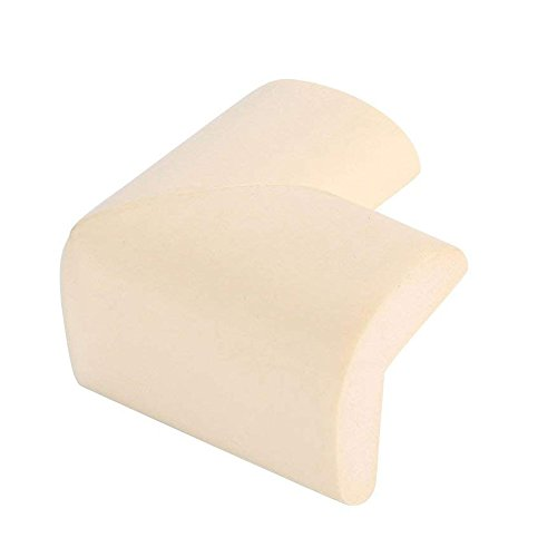 BTMB Baby Proofing Edge Guards [16.4ft Edge + 10 Corners] Furniture Bumpers Corner Cushions with Double-Sided Tape(Beige) by BTMB (Image #3)