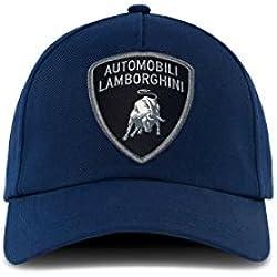 Automobili Lamborghini Accessories Shield Cap One Size Blue