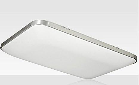 Plafoniere Ultra Sottile Salotto : Gowe 2pcs 108 w ad alta potenza moderno plafoniera led 93 cmx65 cm