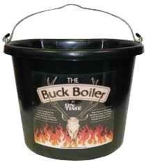 Buck Boiler,Dressed Skull/Antl