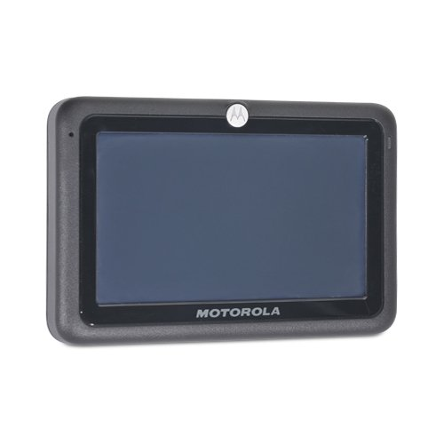 Motorola MOTONAV TN30 4.3-Inch Bluetooth Portable GPS Navigator - Manufacturer Refurbished