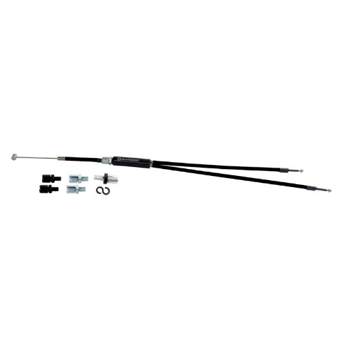 Odyssey Gyro G3 Upper Short Bike Detangler Cable, Black, - Parts Ufo Bike